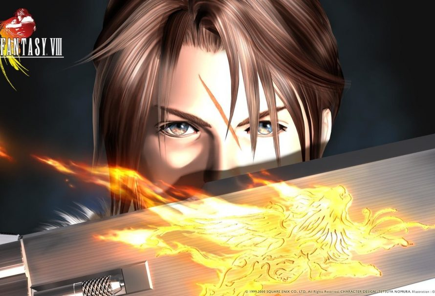 SquareEnix anuncia Final Fantasy VIII Remastered para 2019