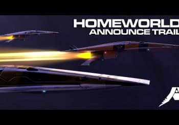 Gearbox y Blackbird interactive anuncian Homeworld 3