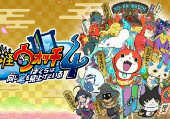 Yo-kai Watch 4 tendrá una versión para Playstation 4 TGS