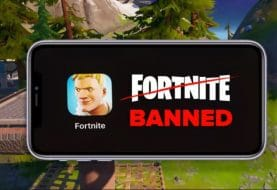 Fornite prohibido en Apple Store y Play Store